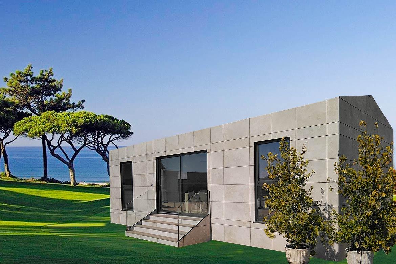 Casa modular en oferta.