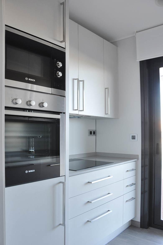 Cocina casa modular