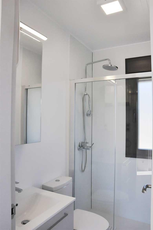 Baño Casa Prefabricada