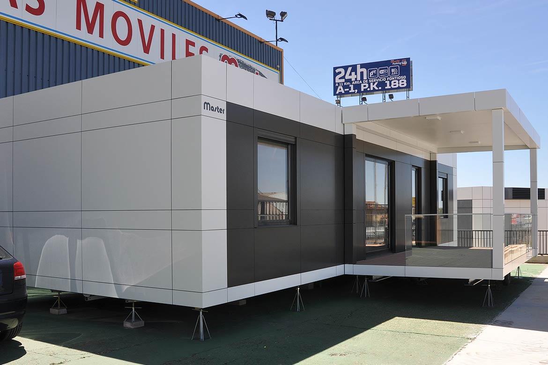 Casa modular en oferta masterclass 59 lercasa master casas prefabricadas modulares - Casas prefabricadas burgos ...
