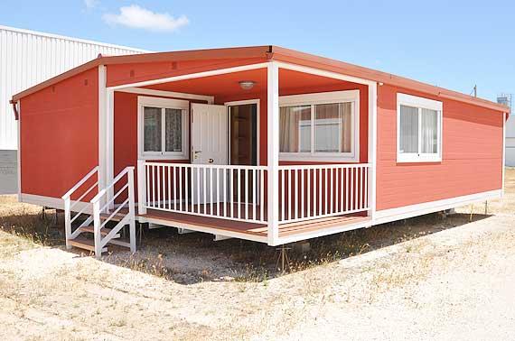 Casas prefabricadas en oferta