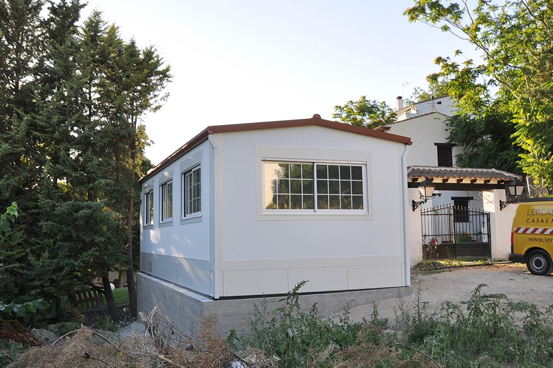 Casa prefabricada innova en madrid lercasa master casas prefabricadas modulares - Casas modulares madrid ...