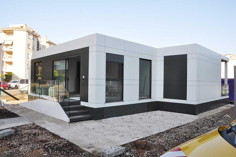 Otras casas modulares instaladas en el 2018 lercasa - Casas prefabricadas en navarra ...