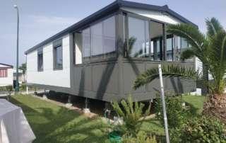 casas prefabricadas con porche