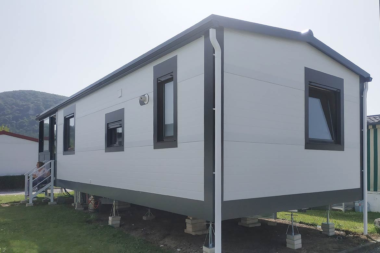 casas prefabricadas camping