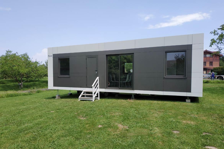Casas modulares en fincas