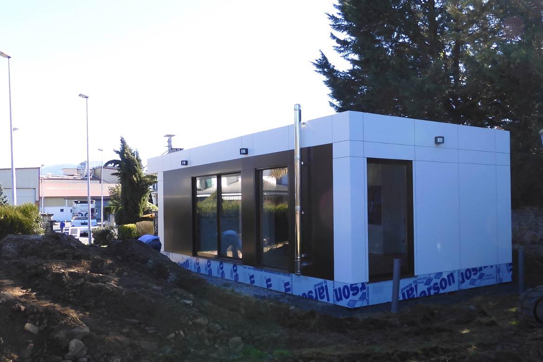 Oficina modular Vizcaya