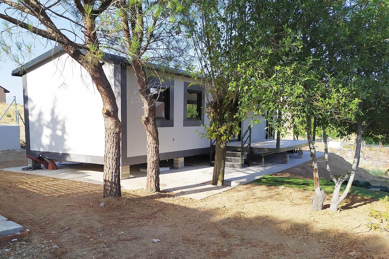 Casa modular Madrid