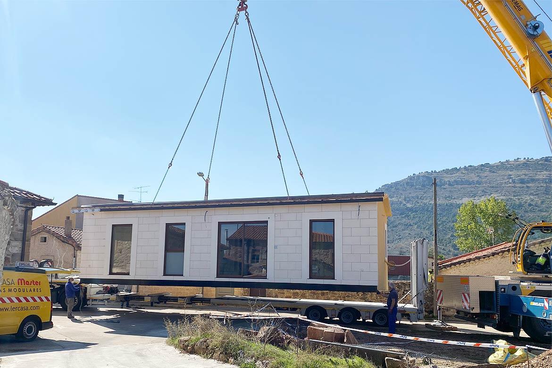 Montaje casas prefabricadas