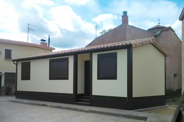 casas prefabricadas Burgos