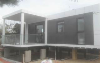 casas prefabricadas modernas camping tarragona