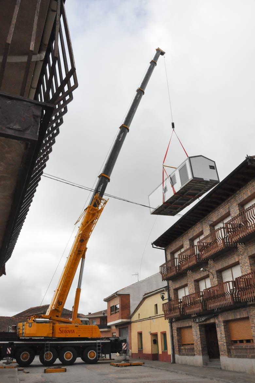 Casas prefabricadas en Segovia