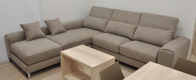 Sofá casa modular