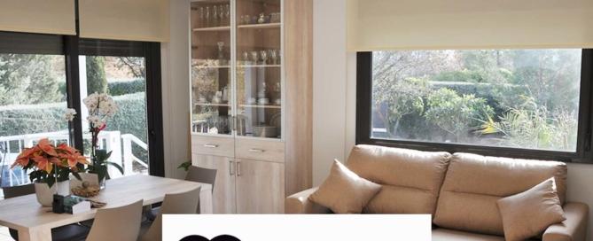 Salones casas prefabricadas