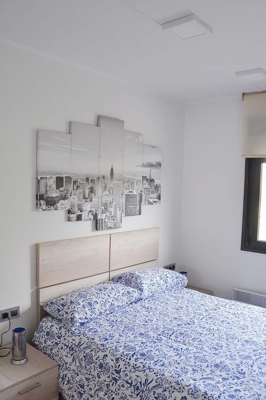 Habitaciones casas prefabricadas