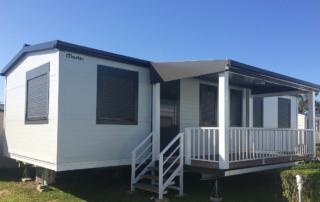 Casas prefabricadas innova porche