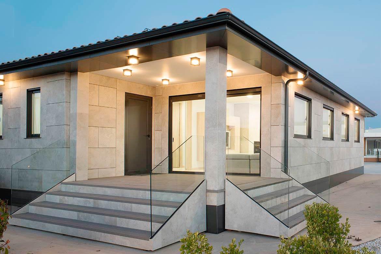 Casa prefabricada en oferta.