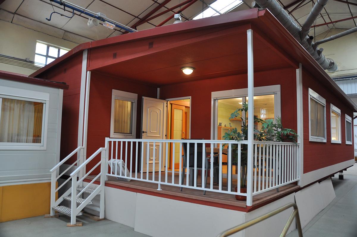 Casa prefabricada en oferta masterland 1210 i lercasa - Casa prefabricadas portugal ...
