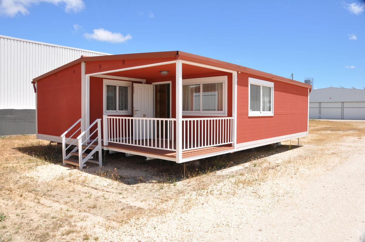 Casa prefabricada en oferta masterland innova lercasa - Casas modulares prefabricadas ...