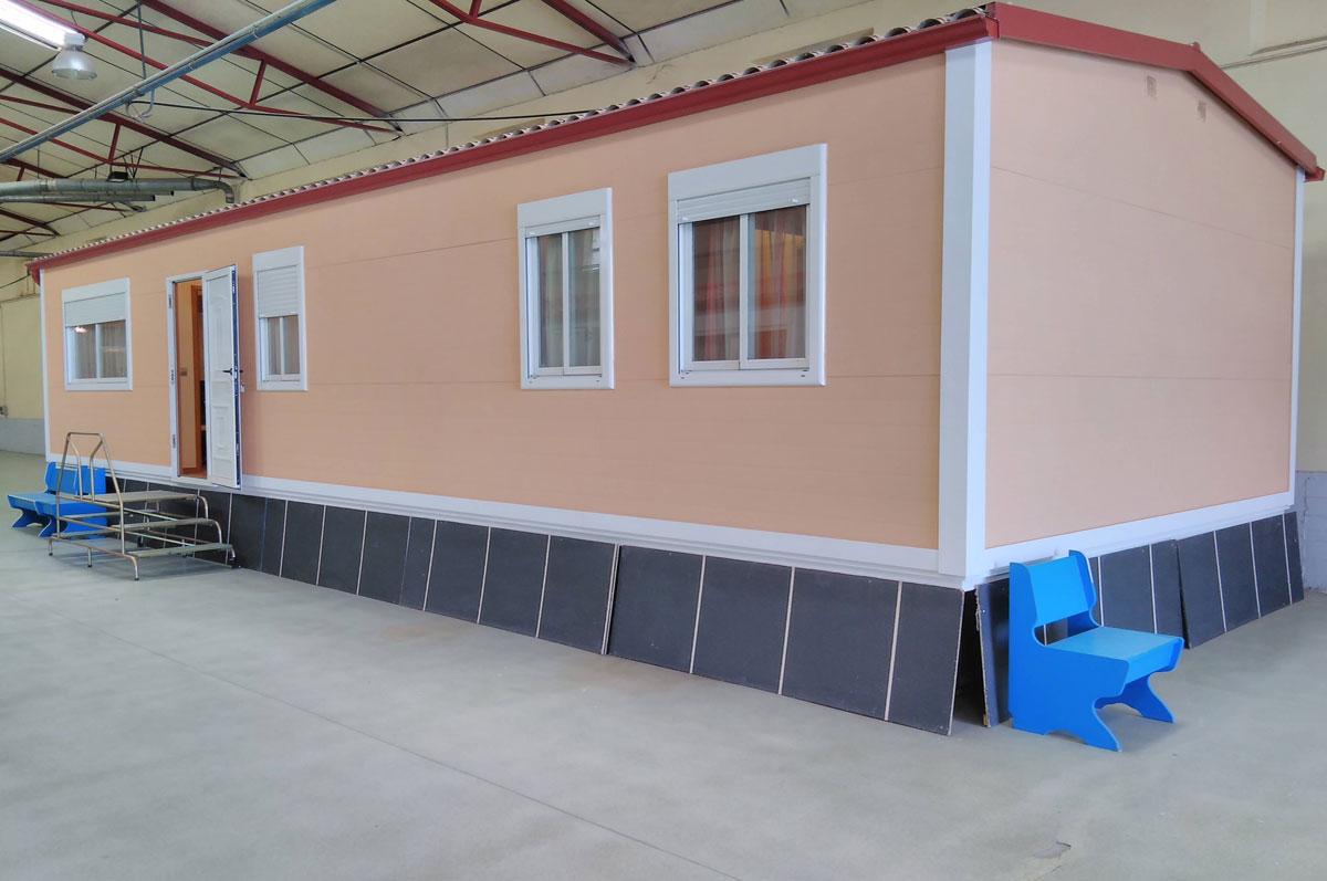 Casa prefabricada en oferta hannover innova lercasa - Casa prefabricadas modulares ...