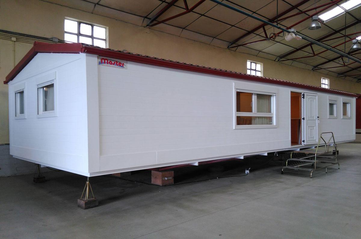 Casa prefabricada en oferta versalles lercasa master - Casas modulares prefabricadas ...